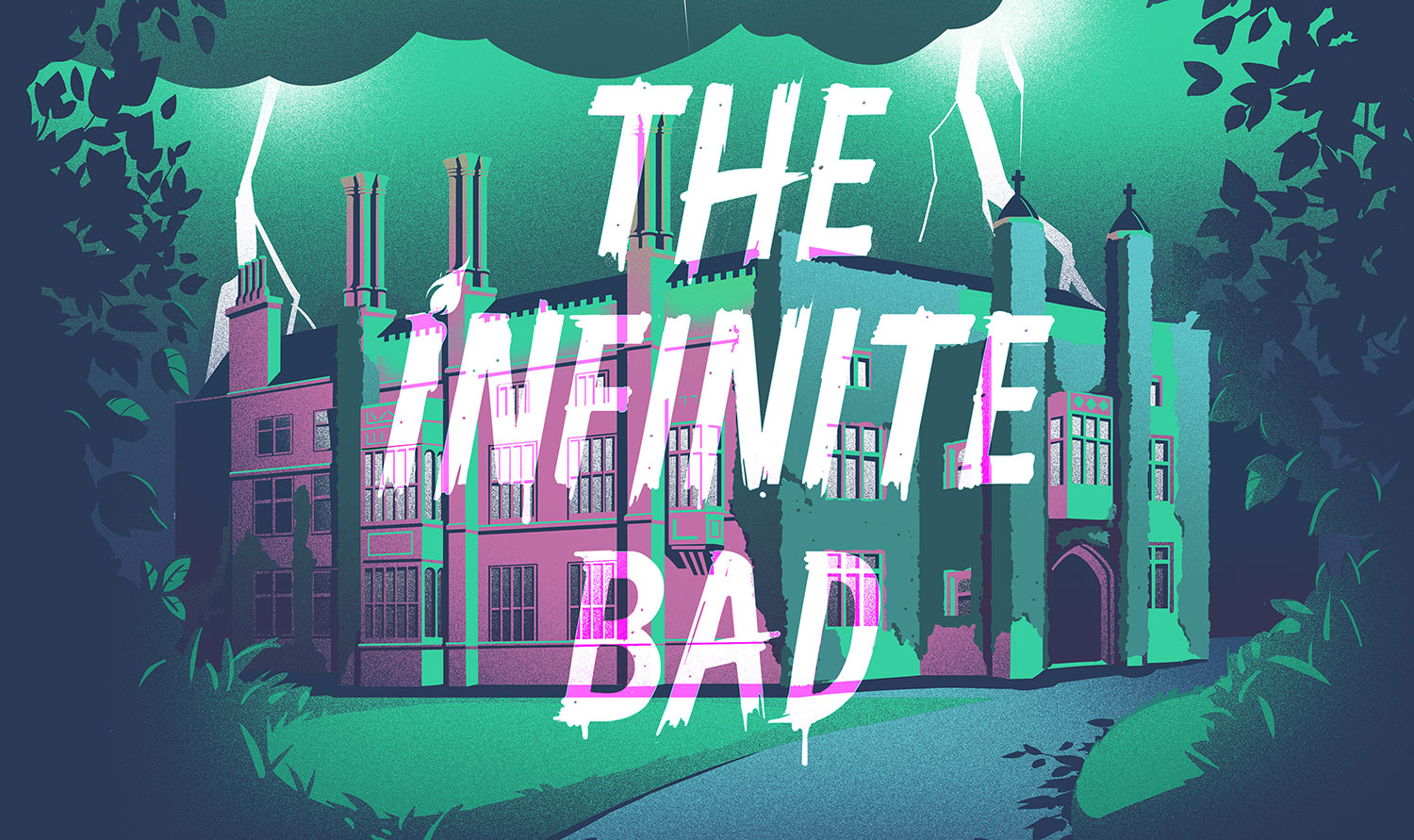 The Infinite Bad logo cropped