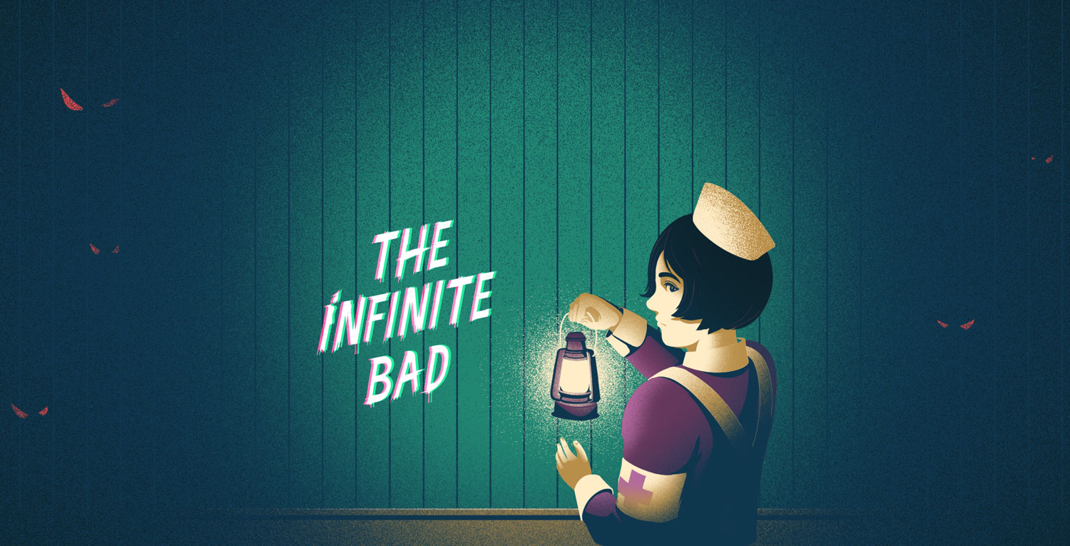 The Infinite Bad wide
