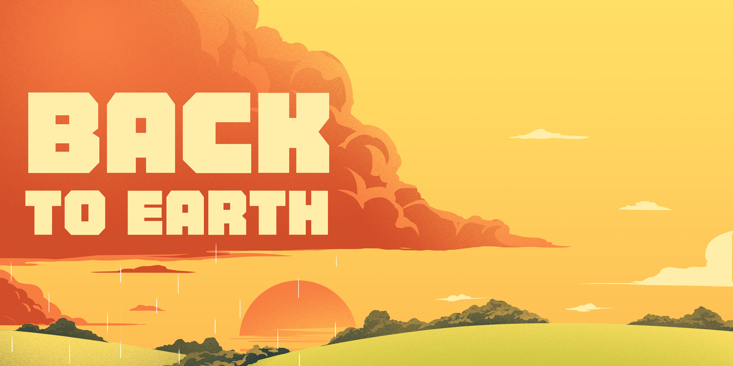 Back to Earth cover image